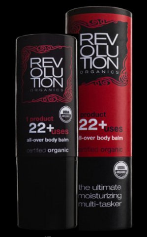 Revolution Organics – Review & Giveaway