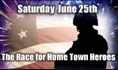 Concord Motor Speedpark June 25th, HomeTown Heroes