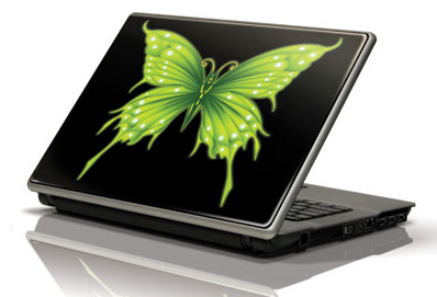 Butterfly Skin for your ipad