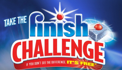 Take the Finish Challenge – I Did! Plus Giveaway