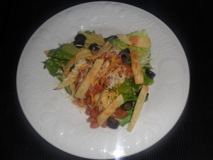 Best Taco Salad Recipe Ever
