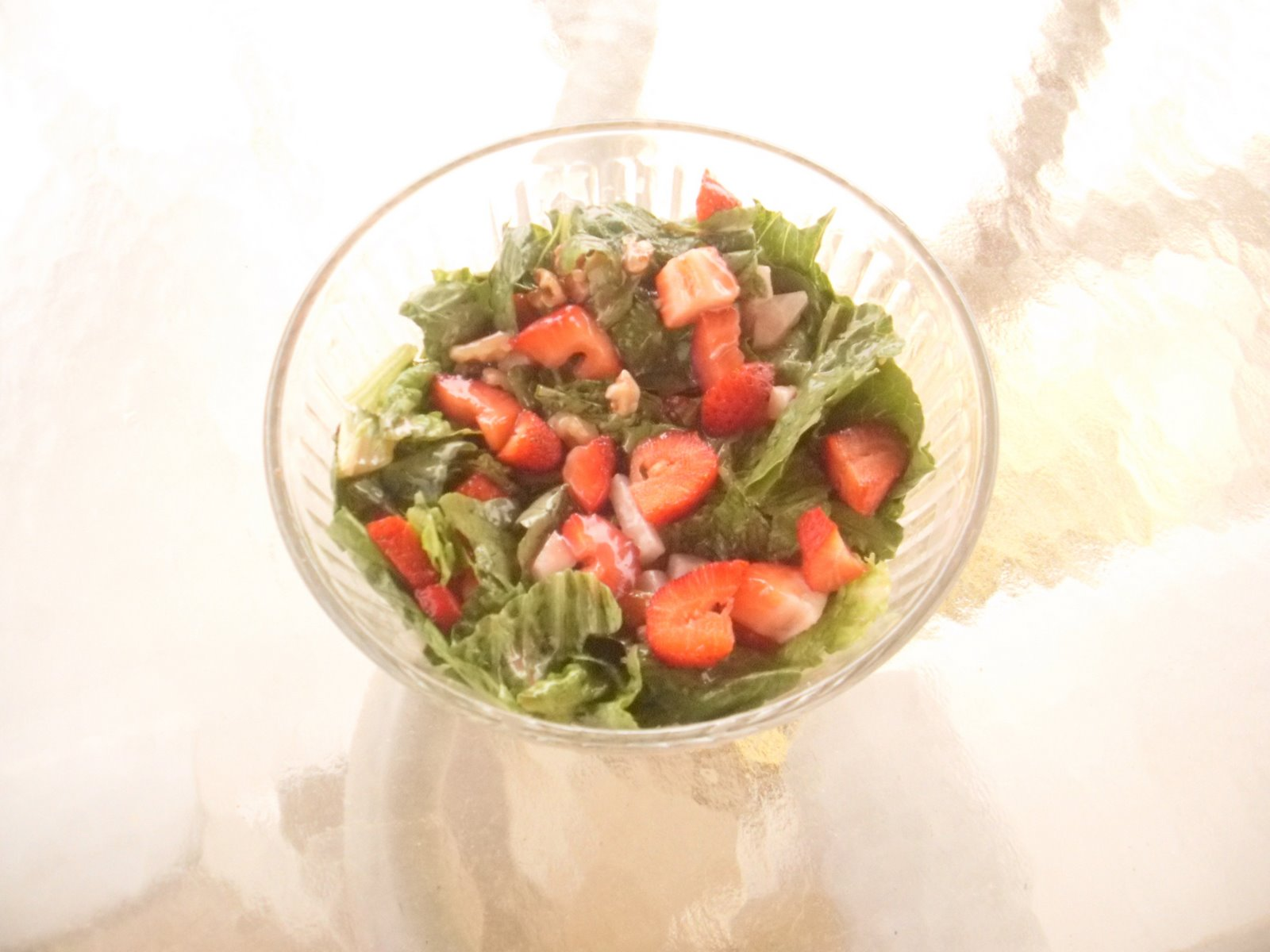 Strawberry Jicama Salad Recipe