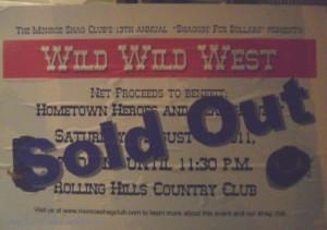 HomeTown Heroes, Charity for Kids, Monroe Shag Club, Charity Events Charlotte,
