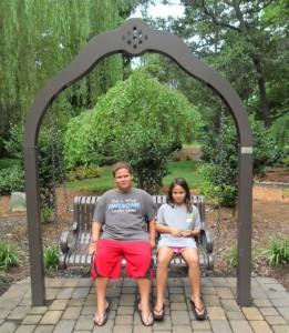 Things to do in Greensboro, Gardens of greensboro, Greensboro, Tanger Family Garden