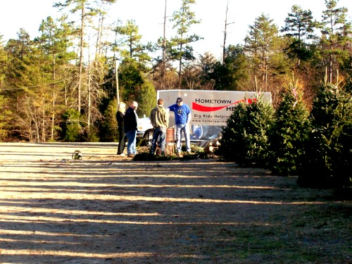 christmas tree lot in charlotte, christmas tree lot in monroe, hometown heroes christmas tree lot, christmas tree lot charlotte, charlotte christmas tree lot,