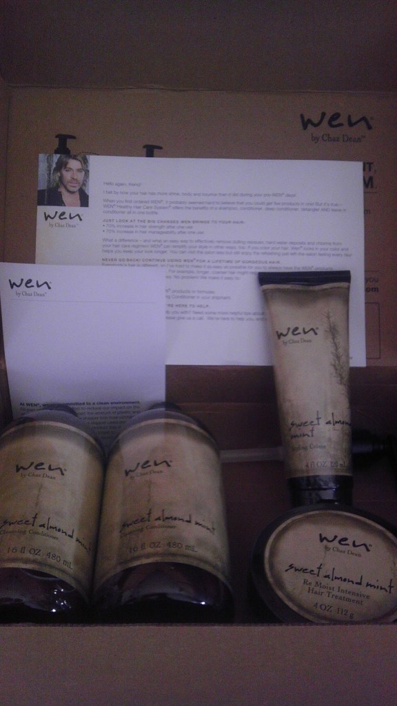 WEN Hair Care Products Giveaway