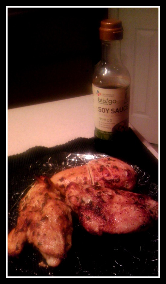 Easy Garlic Chicken With Soy Sauce Recipe