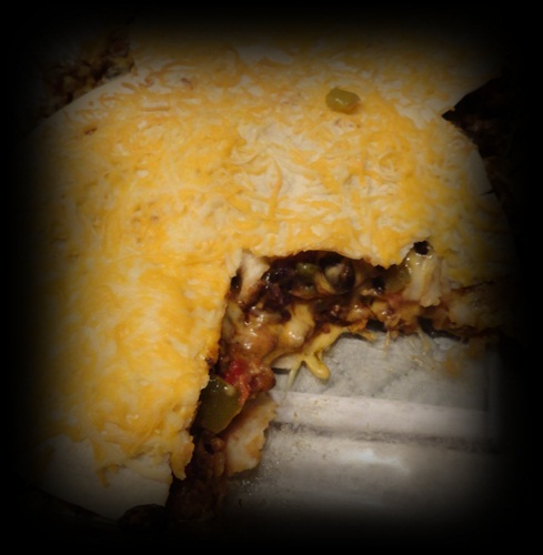 Quick and Easy Dinner Recipe – Taco Lasagne