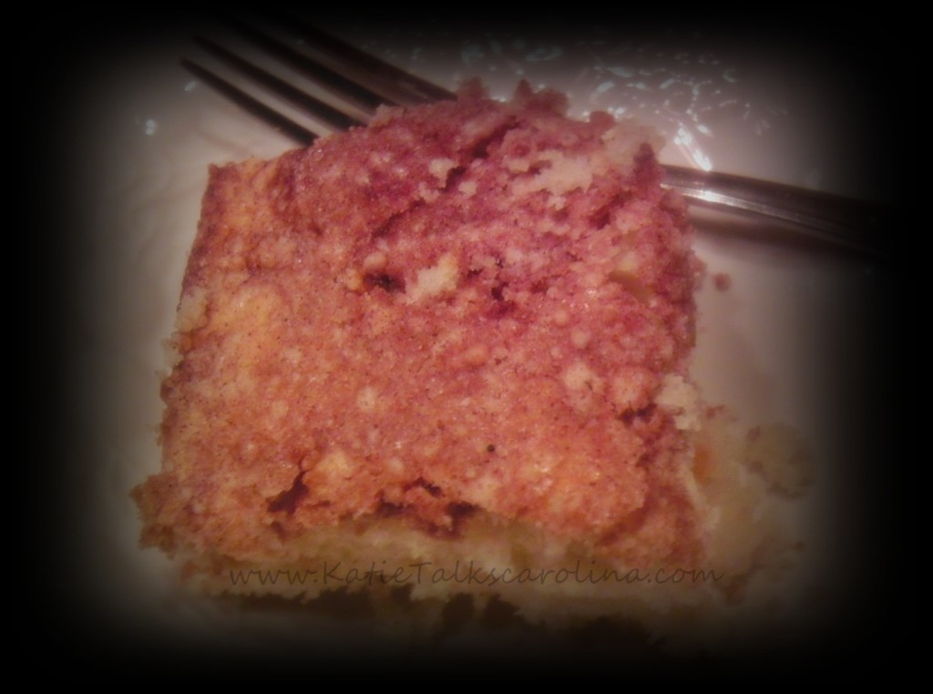 Easy Cinnamon Coffee Cake Recipe