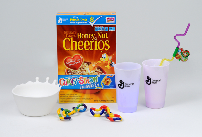 Big G Curvy Straws Prize Pack photo
