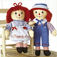 Raggedy Ann and Andy – A Classic That Never Goes Out of Style