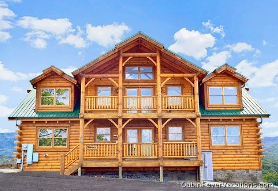 Cabin Fever Vacations, Pigeon Forge Tn, where to stay in Pigeon Forge, Pigeon Forge Cabins