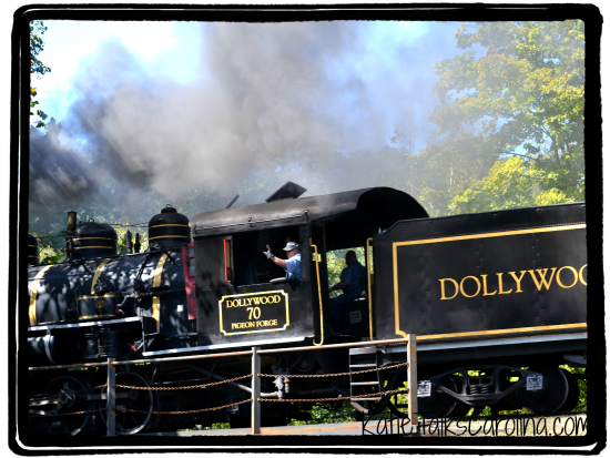 I Want to Go Back to Dollywood in Pigeon Forge #Brandcation