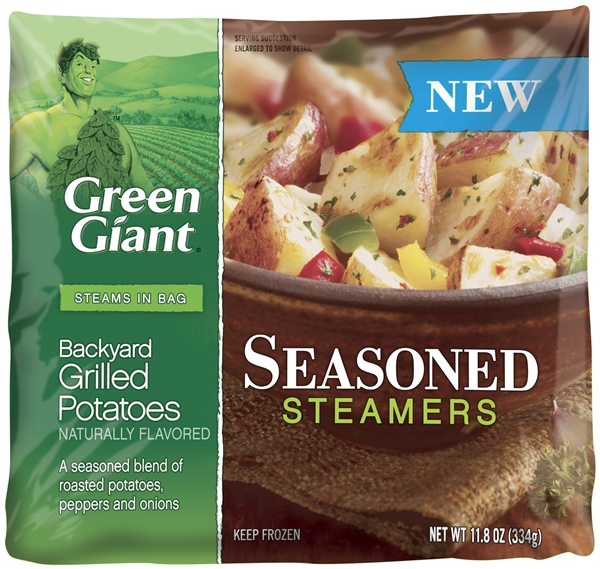 Green Giant Seasoned Steamers Coupon, Review & Giveaway