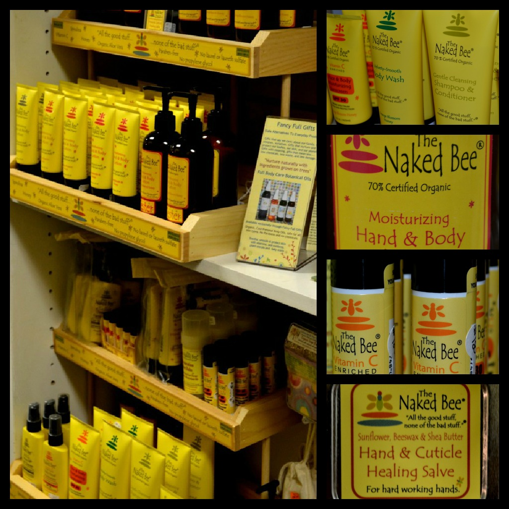 The Naked Bee Products 50