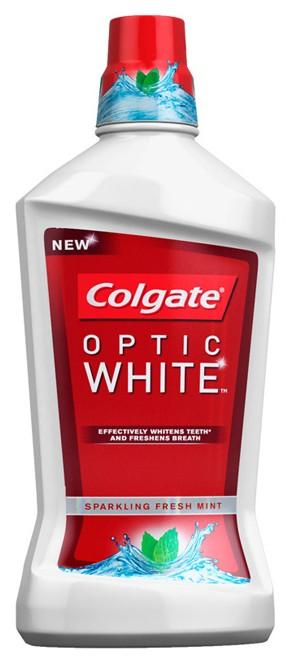 colgate optic white regimen, colgate optic white regimen review, colgate