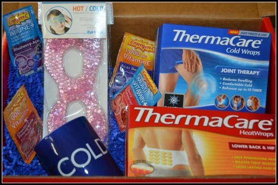 ThermaCare Wheel of Heal Game & Giveaway