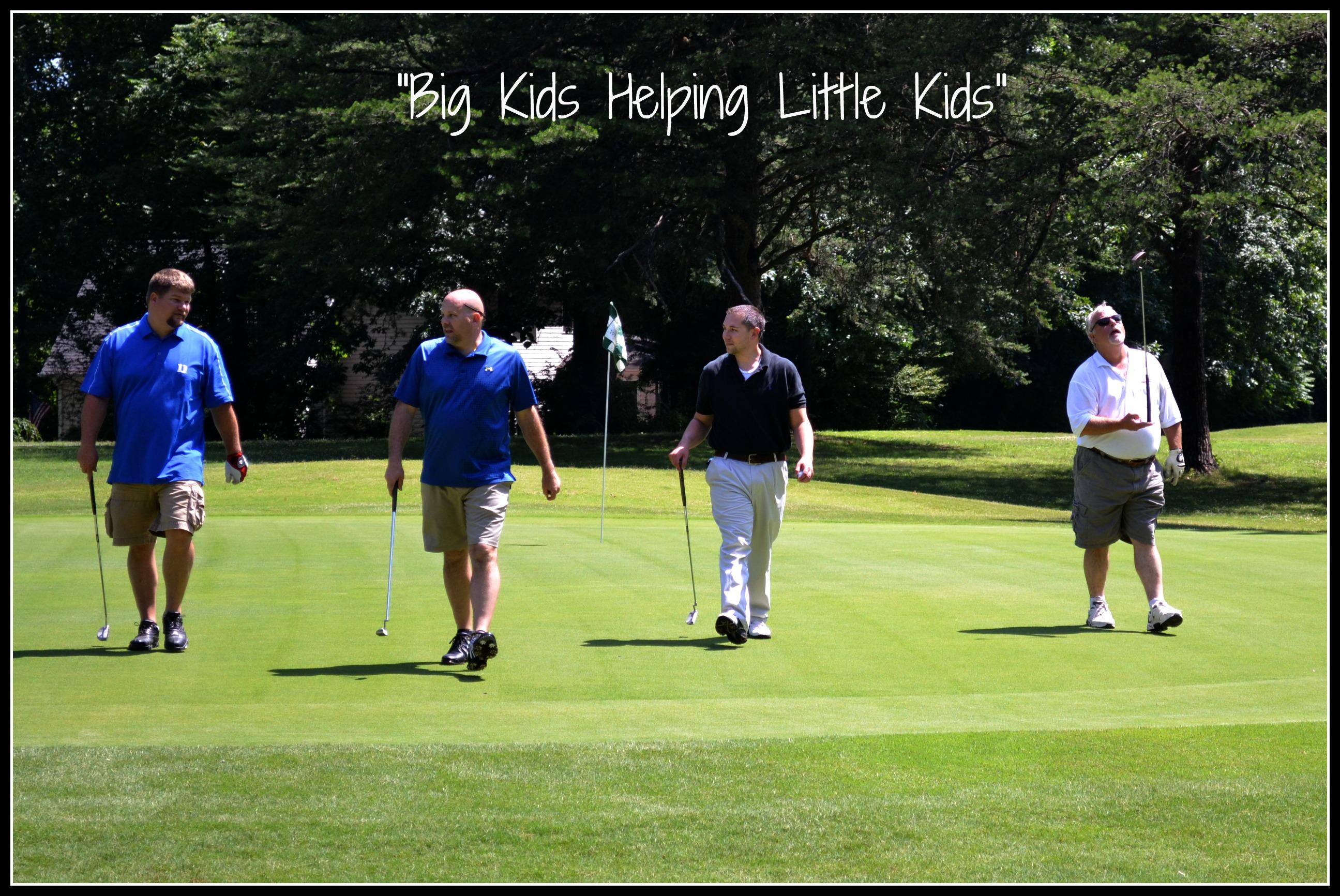 Fun, Food, and Golf Cart Follies at the James McLean Golf Tournament