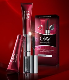 Younger Looking Skin and Eyes with Olay Regenerist – Plus Giveaway!