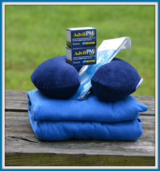 Having a Hard Time Falling Asleep Because of Aches and Pains? Try the New SleepHelp app Along with Advil PM + Giveaway!