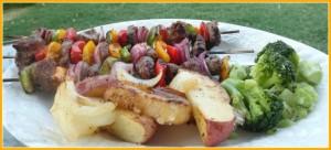 Easy Teriyaki Beef Kabobs – Delicious!
