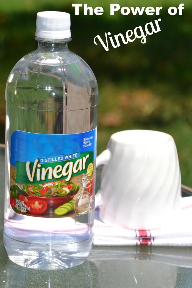 Uses for Vinegar