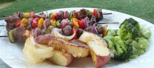 Perfect Side Dishes – Barbecued Potatoes and Beef Flavored Broccoli Recipes