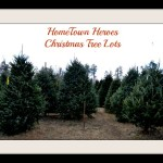 HomeTown Heroes Christmas Tree Lots 2013