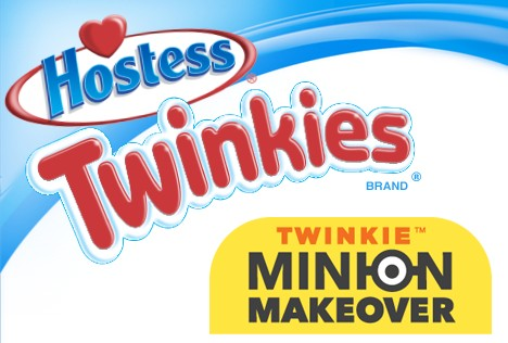 Hostess Invites Fans to Give Twinkies a Minion Makeover!
