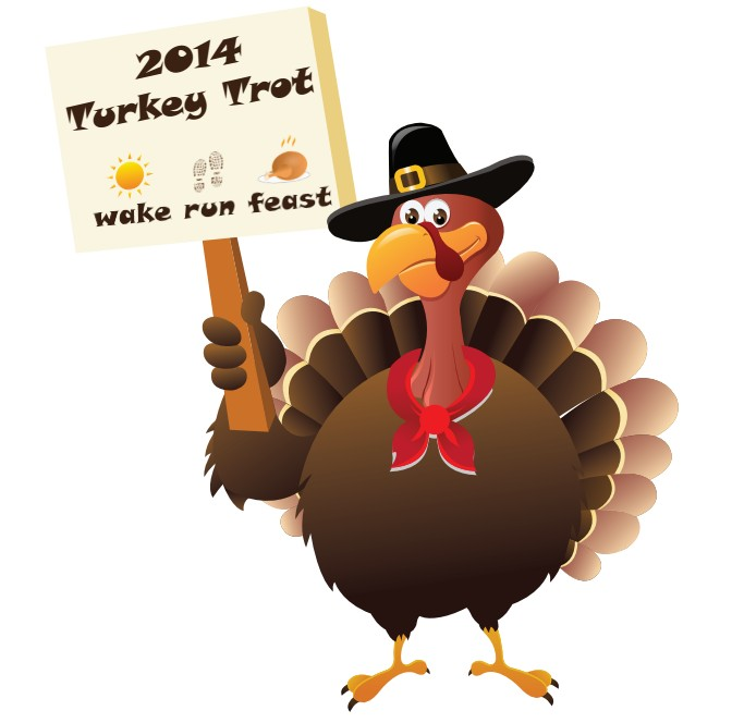 University City Turkey Trot 5k November 27, 2014