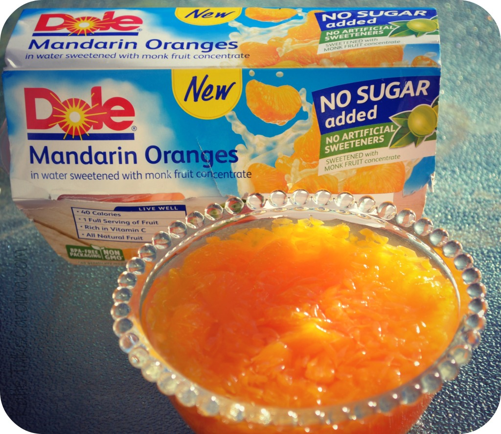 dole no sugar added