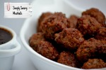 Simply Savory Meatballs Recipe