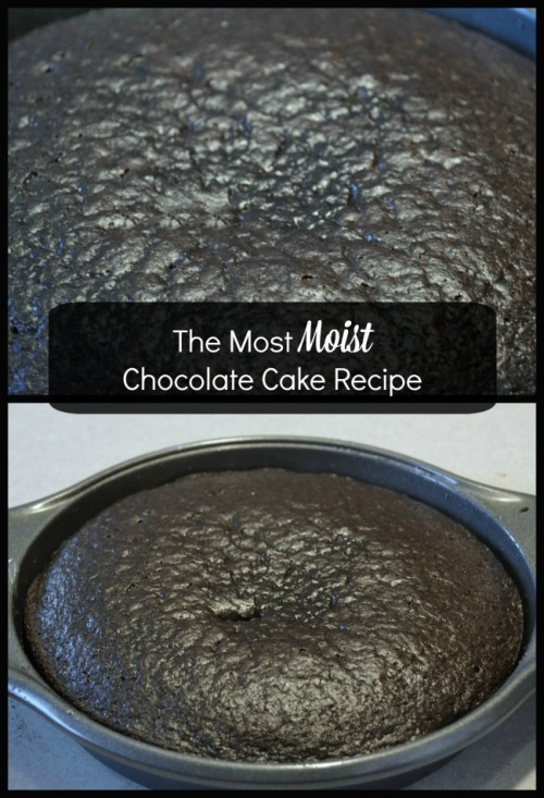 The Most Moist Chocolate Cake Recipe