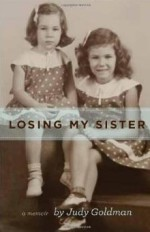 Book Review of Losing My Sister by Judy Goldman Carolina Author