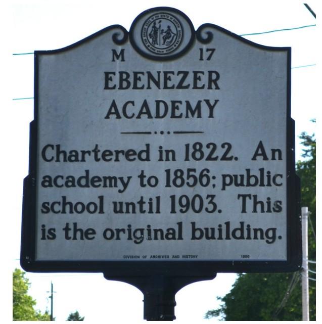 History Ebenezer School Statesville, oldest school in iredell county, ebenezer school statesville
