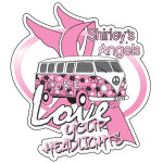 "Shirley's Angels ""Love Your Headlights"" 5K & 5.5 Mile Charity Run/Walk May 16"