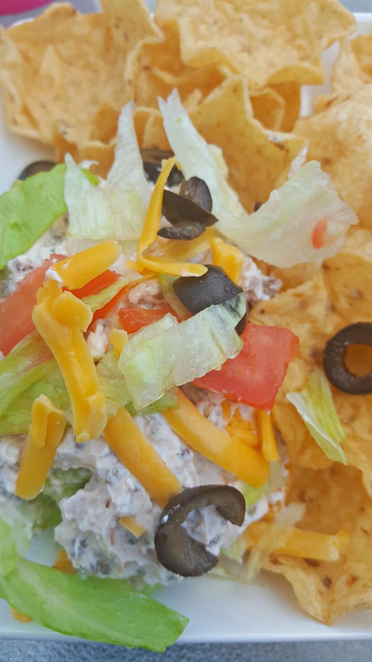 best taco dip