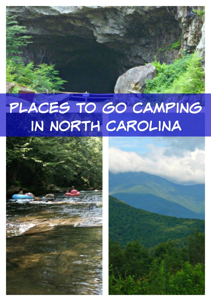 Best Places to Go Camping in North Carolina
