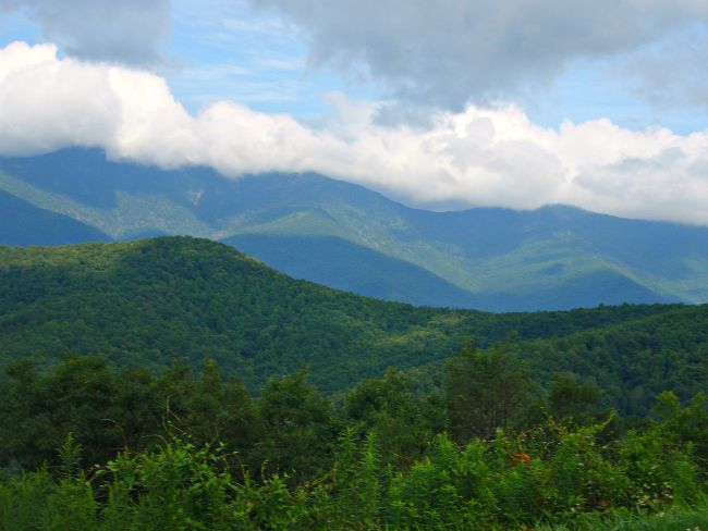 North Carolina Mountains