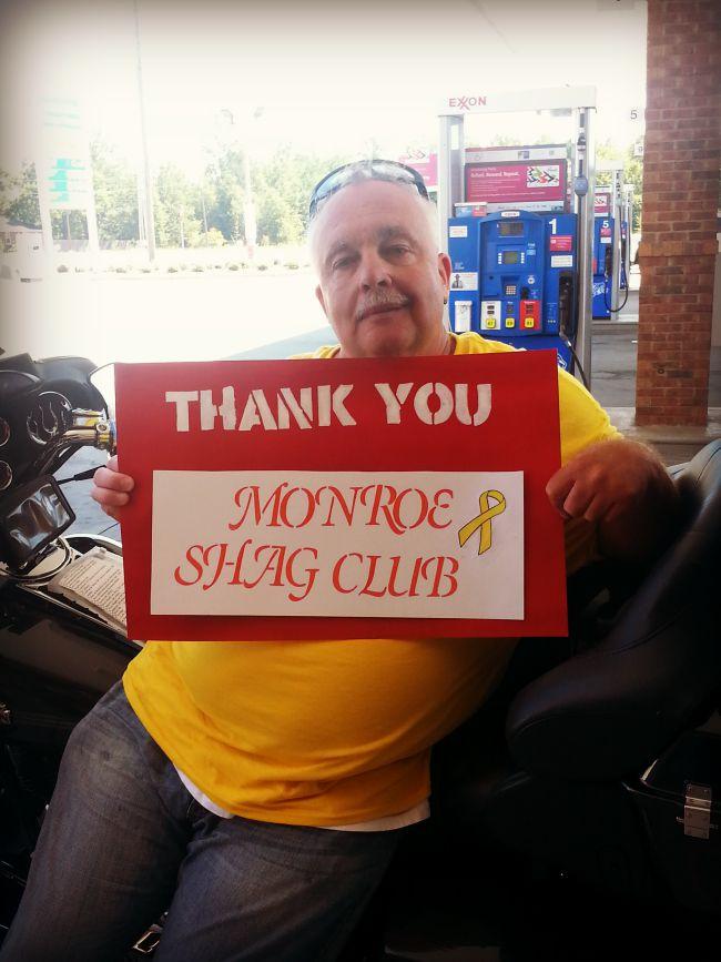 Monroe Shag Club