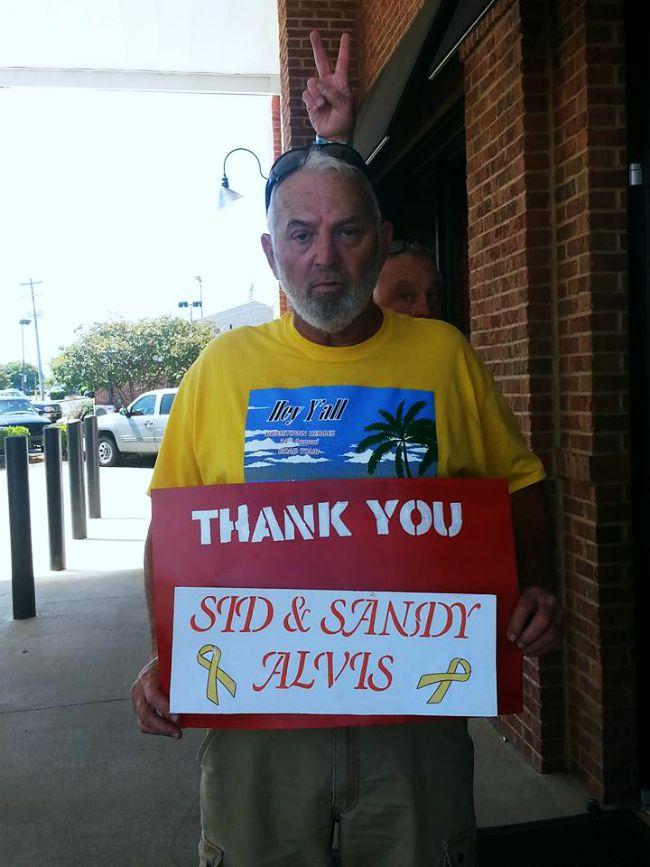 Sid & Sandy Alvis