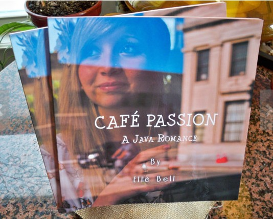 perfect gift for coffee lover, Cafe Passion coffee lover book