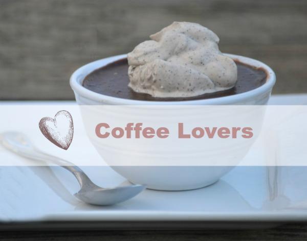 Chocolate Espresso Pudding
