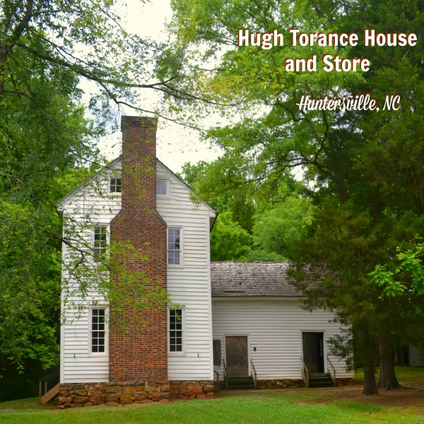 Hugh Torance House