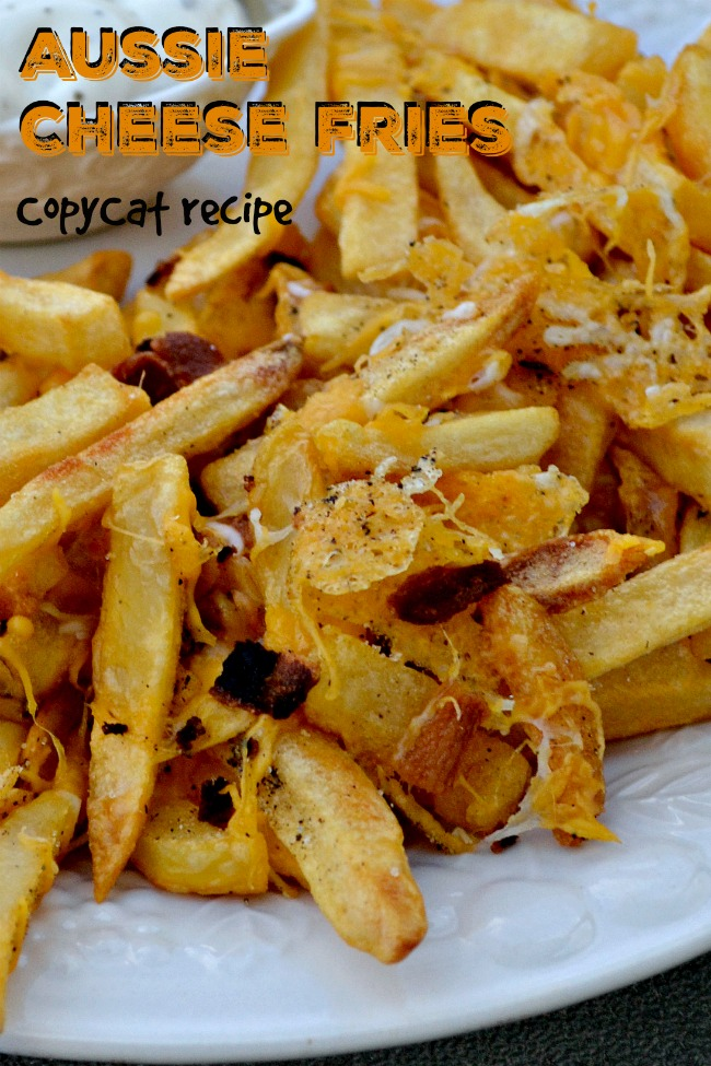 Outback's Aussie Cheese Fries Recipe Copycat