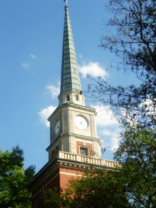 History of Davidson, NC
