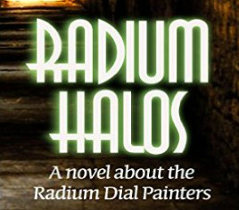 Book Review – Radium Halos by Shelley Stout – Local Author