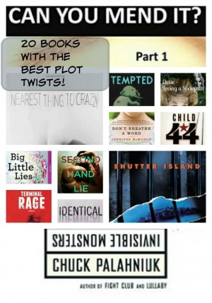 Books with the Best Plot Twists