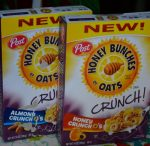 Looking for Crunchy Cereal? Try Honey Bunches of Oats Crunch O's