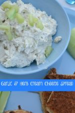 Garlic and Herb Cream Cheese Dip